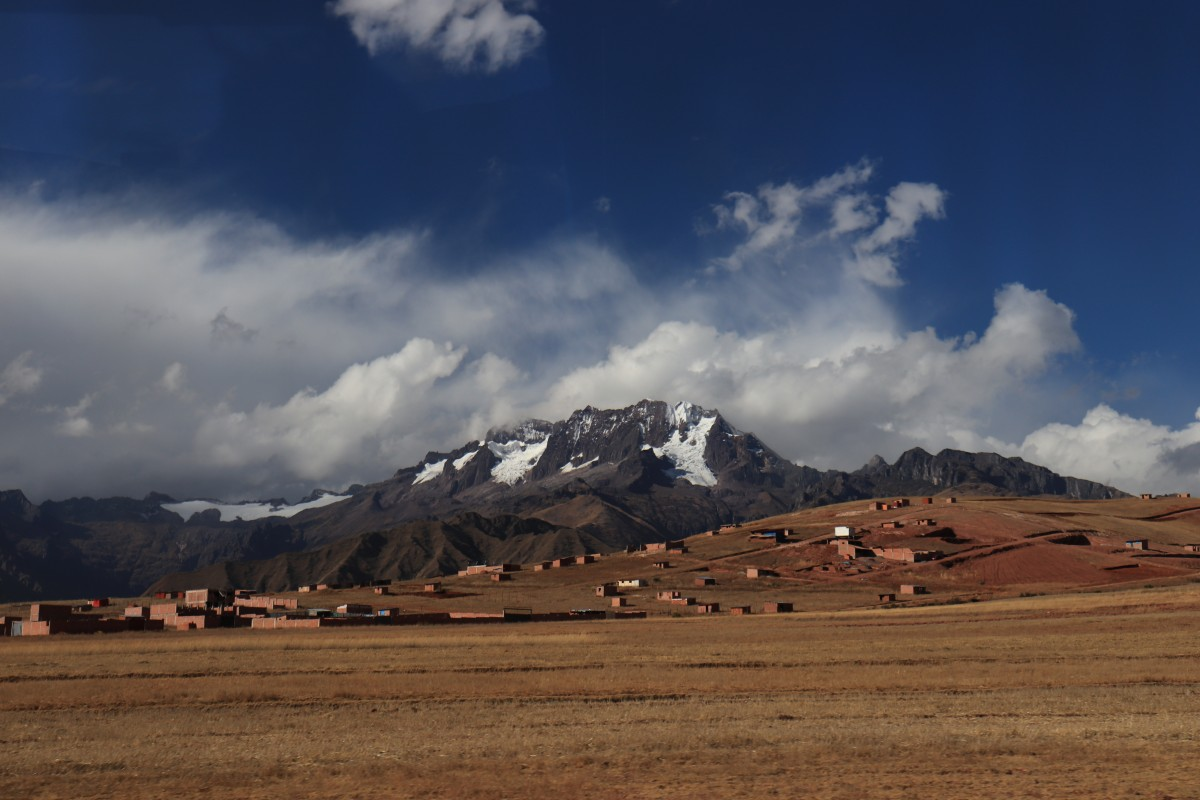 Na palubě Inca Rail
