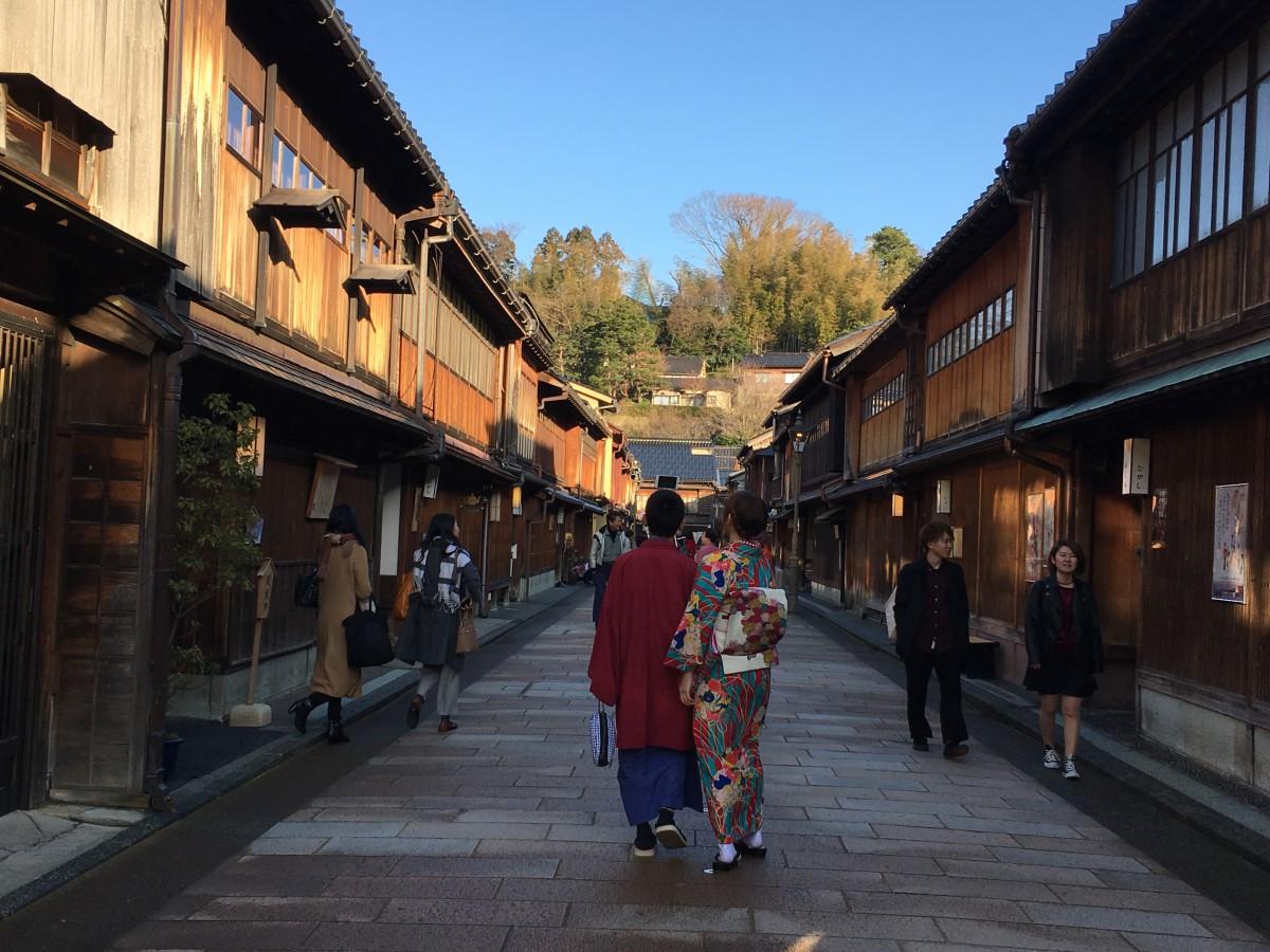 Ultramoderní a tradiční Japonsko